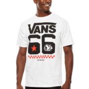 Vans® 66 Short-Sleeve Graphic Tee