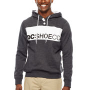 DC® Cutout Pullover Hoodie