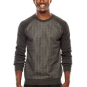 No Retreat Colton Long-Sleeve Crewneck Tee