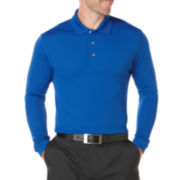 PGA TOUR® Long-Sleeve Polo
