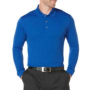 PGA TOUR® Long-Sleeve Polo
