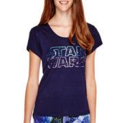 Star Wars® Episode 7 Short-Sleeve High-Low T-Shirt