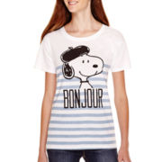 Peanuts Short-Sleeve Snoopy