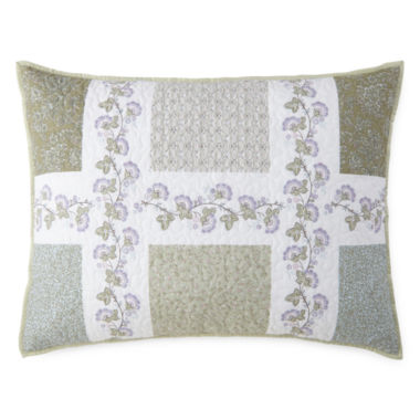 jcpenney.com | Home Expressions™ Ashdale Pillow Sham