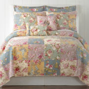 Home Expressions™ Rosemond Quilt & Accessories
