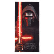 Star Wars® Kylo Ren Beach Towel