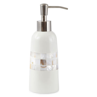 jcpenney.com | Liz Claiborne® Iridescence Soap Dispenser