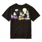 Disney Collection Glow-in-the-Dark Mickey Tee - Boys 2-12