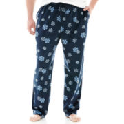The Foundry Supply Co.™ Microfleece Sleep Pants-Big & Tall