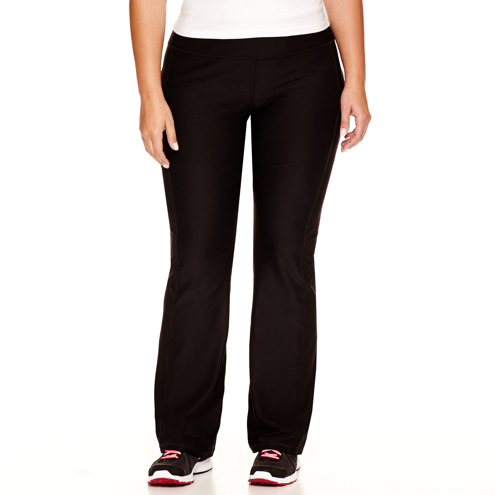 Xersion Bootleg Pants with Tummy Control - Plus