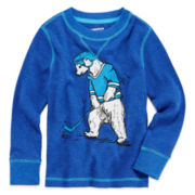 Arizona Thermal Graphic Tee - Toddler Boys 2t-5t
