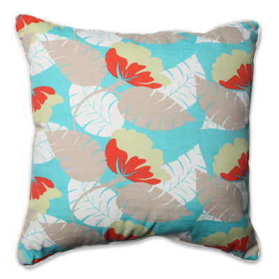 Jcpenney Floor Pillows : Pillow Perfect Avia Square Outdoor Floor Pillow - JCPenney