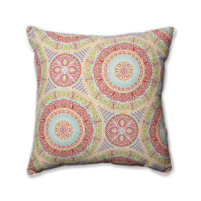 Jcpenney Floor Pillows : Pillow Perfect Delancey Square Outdoor Floor Pillow - JCPenney