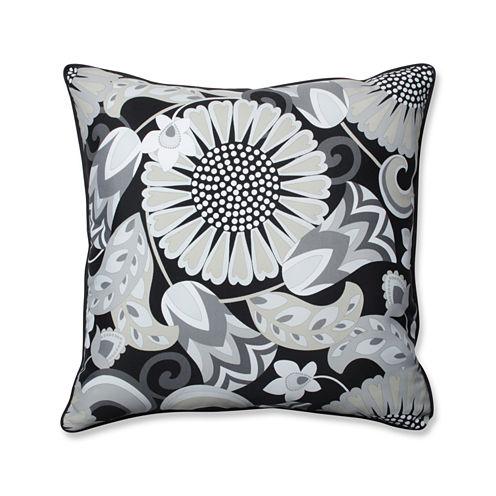 Pillow Perfect Sophia Square Outdoor Floor Pillow