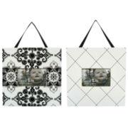 Trend Lab® Versailles 2-pc. Frame Set