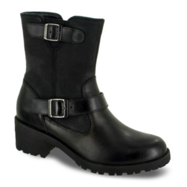 jcpenney.com | Eastland® Belmont Womens Buckle Leather Boots
