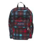 Jansport® Big Student Backpack-High Risk Plaid