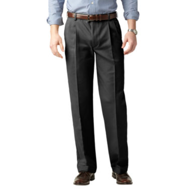 jcpenney.com | Dockers® Comfort Waist Classic-Fit Pleated Pants
