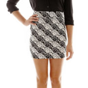 L'Amour Nanette Lepore BodyCon Skirt