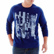 The Foundry Supply Co.™ Graphic Thermal Knit Shirt-Big & Tall