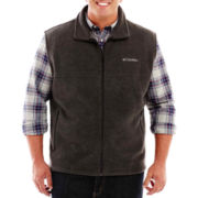 Columbia® Lone Ridge Fleece Vest-Big & Tall