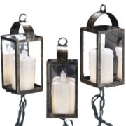 Lantern Light Set with Candles