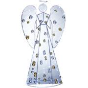 LED Angel Yard Art