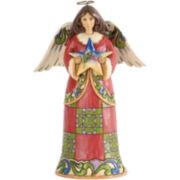 Jim Shore Heartwood Creek® Christmas Angel Nativity Figurine