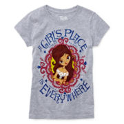 Book of Life Girl's Place Tee - Girls 7-16