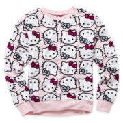 Hello Kitty Hi-Low Pullover - Girls 7-16