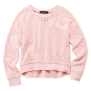 Kandy Kiss Hi-Low Pullover - Girls 7-16