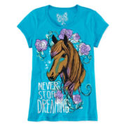 Self Esteem® Dream Screen Tee - Girls 7-16