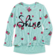 Knit Works Sublimation Sweater - Girls 7-16