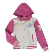 Levi's® Hooded Varsity Jacket - Girls 7-16