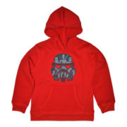 Stormtrooper Long-Sleeve Graphic Hoodie - Boys 6-18