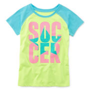 Xersion™ Short-Sleeve Sporty Tee - Girls 7-16
