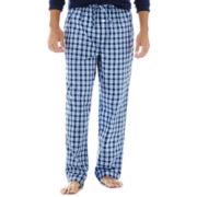 Stafford® Woven Plaid Pajama Pants