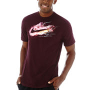Nike® Ice Swoosh Graphic Tee