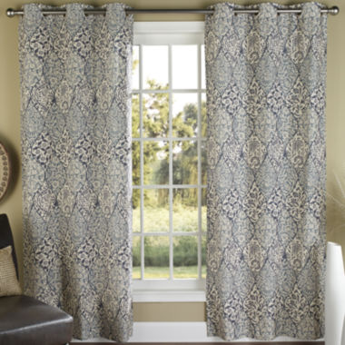 jcpenney.com | Istanbul 2-Pack Grommet-Top Curtain Panels