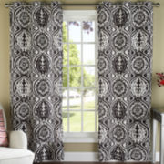 York 2-Pack Grommet-Top Curtain Panels