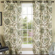 Medallions 2-Pack Grommet-Top Curtain Panels