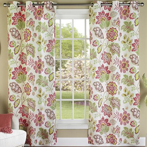 Tessa 2-Pack Grommet-Top Curtain Panels