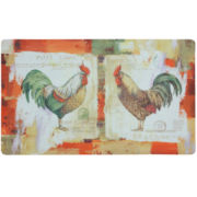 Mohawk Home® Colorful Rooster Comfort Mat