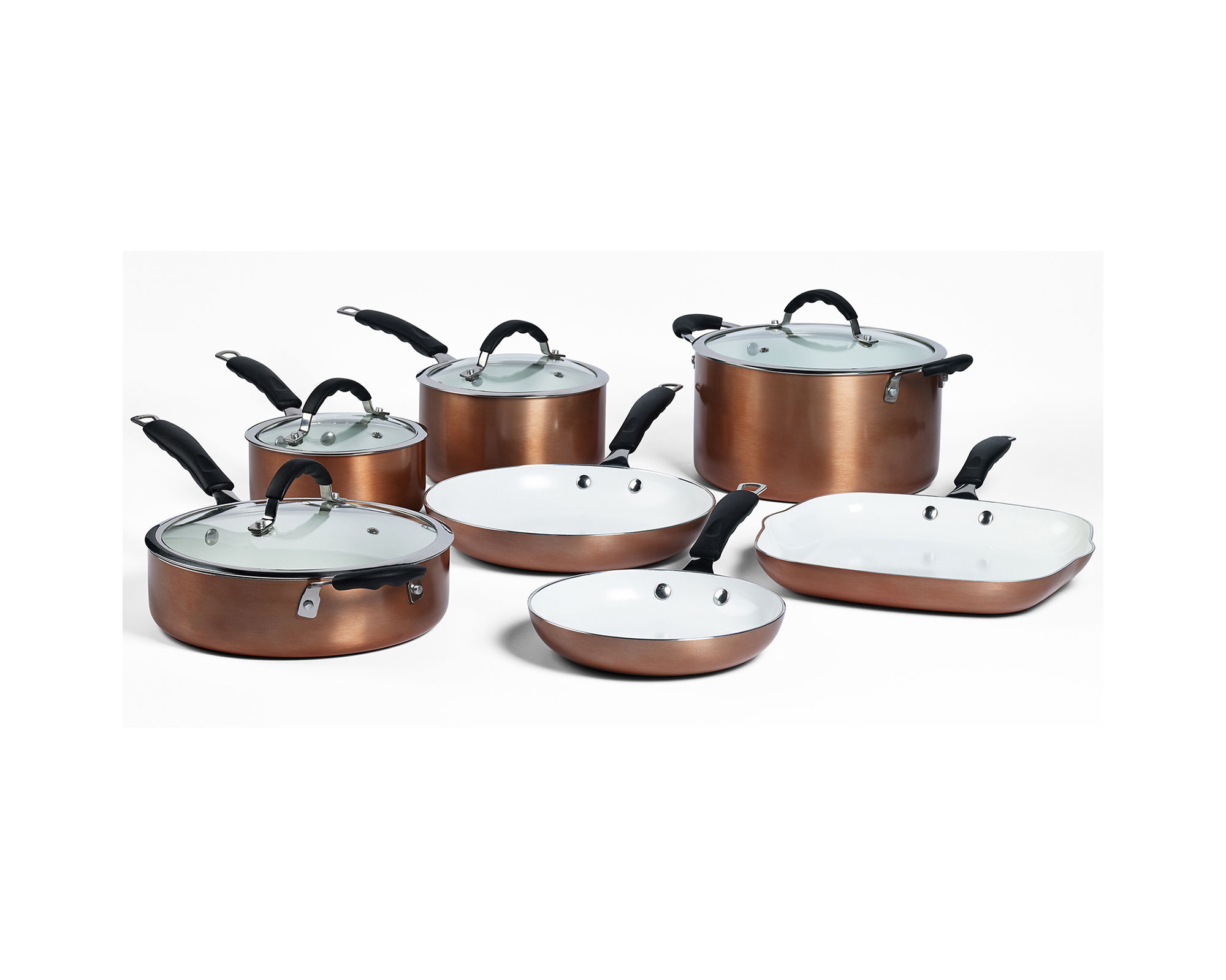 Get Mauviel Cookware M Heritage 250c 5 Piece Copper