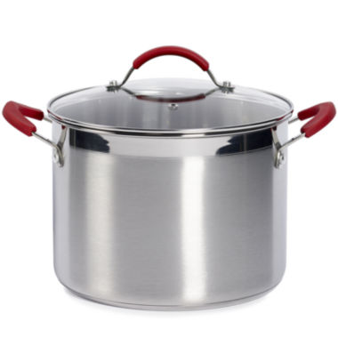 jcpenney.com | Philippe Richard® 8-qt. Stainless Steel Stock Pot