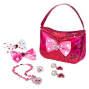 Disney Pink Minnie Mouse 6-pc. Accessory Set - Girls