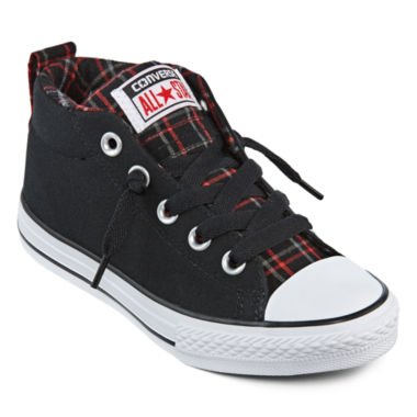jcpenney.com | Converse® Chuck Taylor All Star Street Mid Boys Sneakers - Little Kids