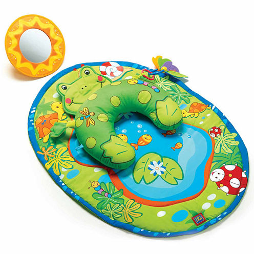 Tummy-Time Fun - Frog