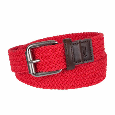 jcpenney.com | Levi's Solid Braided Belt- Boys 8-20