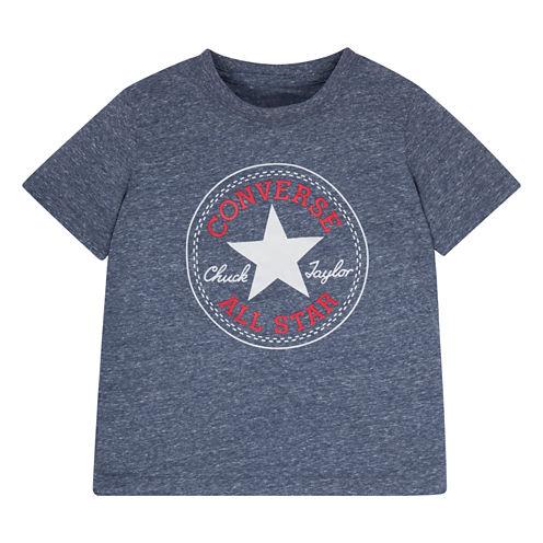 Converse Short Sleeve T-Shirt-Preschool Boys